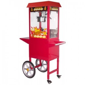 Carretto e macchina pop corn 122,00 €
