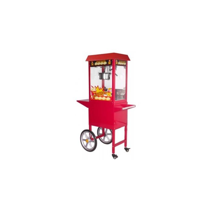 Carretto e macchina pop corn 122,00€
