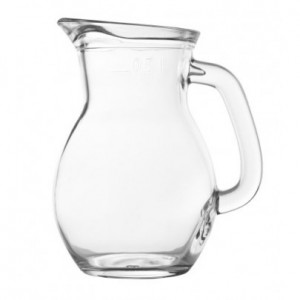 Brocca in vetro 1,22€