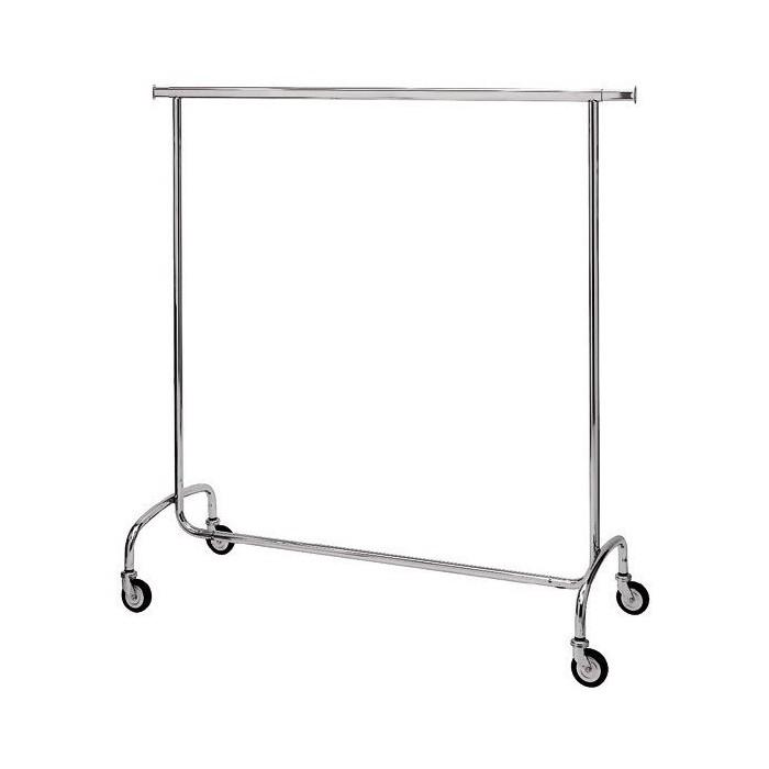 Stender in alluminio con rotelle 36,60€