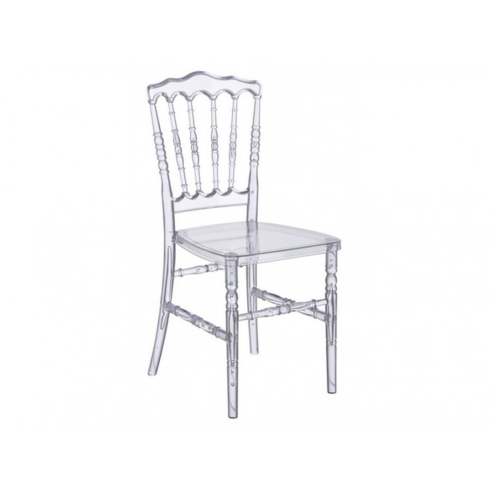 Sedie Trasparenti In Plastica.Noleggio Sedie Per Matrimonio Ed Affitto Per Eventi Costi Napoli