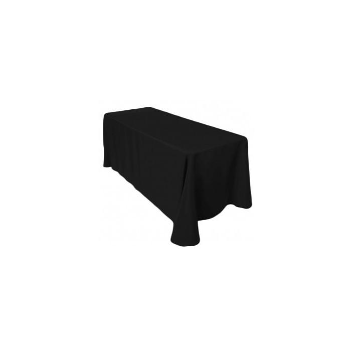 Tovaglia rettangolare 300x300 nera 12,20€