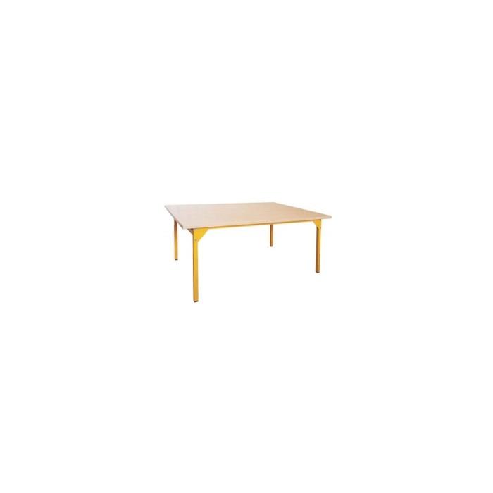 tavolo quadrato 150 x 150cm 12,20€