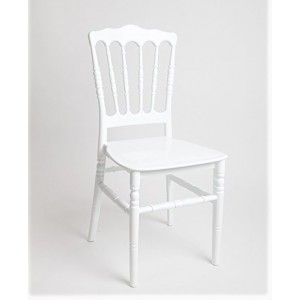 Sedia parigina bianca 4,88€