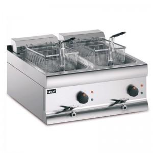 Friggitrice 2 vasche elettrica 97,60€