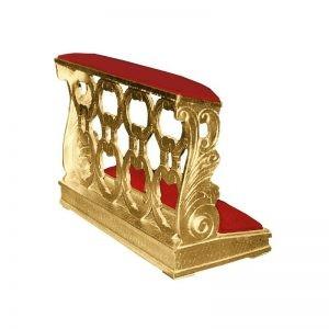Inginocchiatoio oro 134,20€