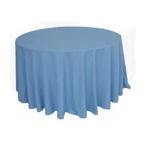Tovaglia rotonda azzurra 310cm 24,40€