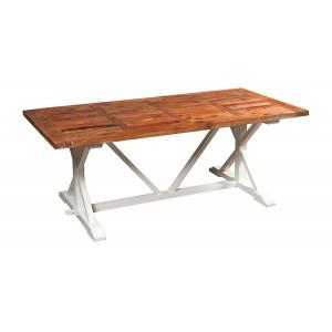 Tavolo in legno a vista artigianale 61,00€