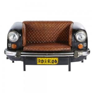 Divano vintage auto con fanali 366,00€