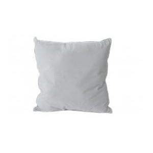 Cuscini bianchi in eco pelle 2,44€