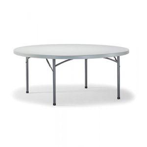 Tavolo rotondo 160cm 12,20€