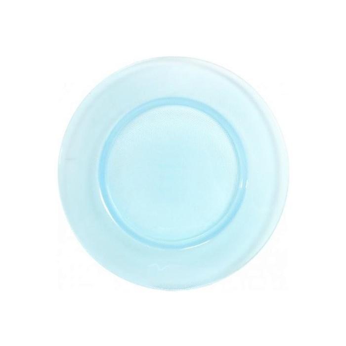 Sottopiatto in vetro azzurro D-32 3,66€