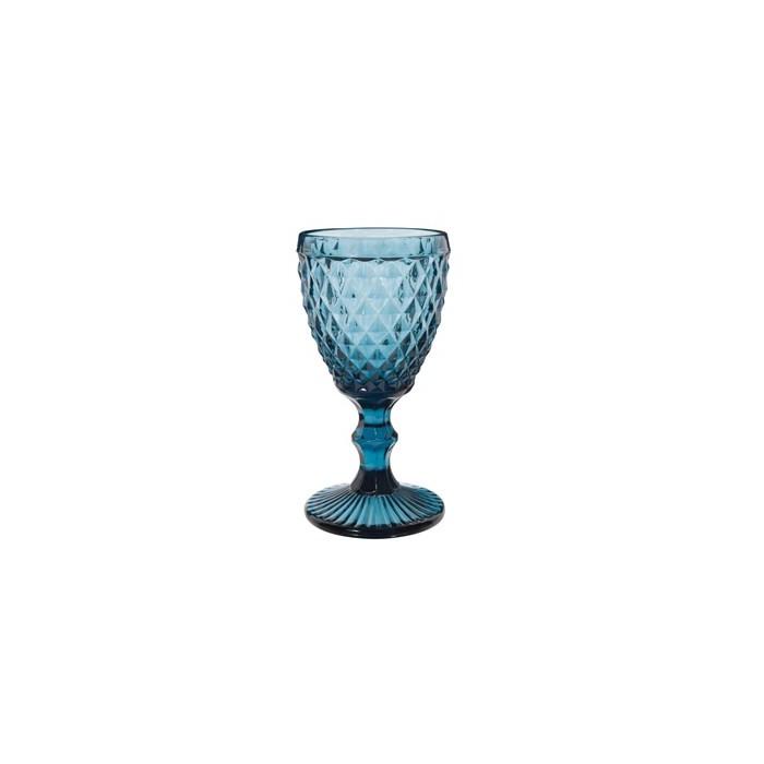 Bicchiere vintage blue 1,16€
