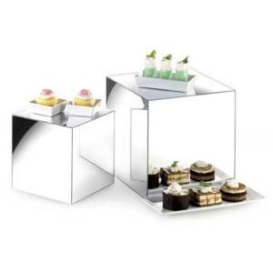 Alzatine a specchio da buffet 18,30€