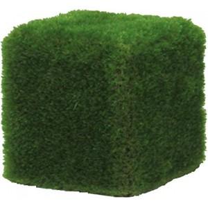 Pouf in erba sintetica 24,40€