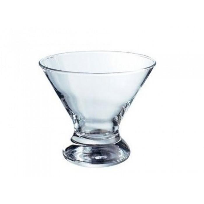 Coppetta gelato o macedonia in vetro 1,22€