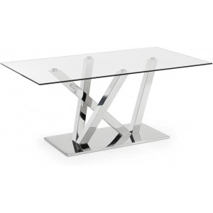 Tavolo stilizzato specchiato 61,00€
