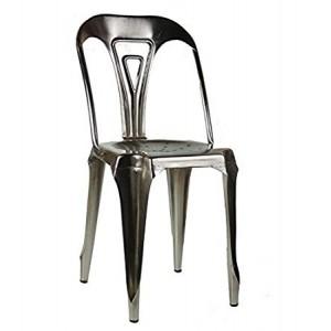 Sedia in ferro stile industrial invecchiate 7,32€
