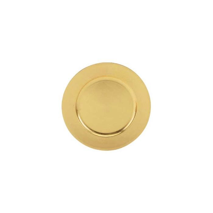 Sottopiatto dorato D-32 9,76€