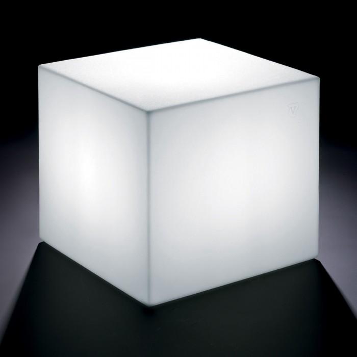 Tavolino luminoso cubo senza ripiano 24,40€