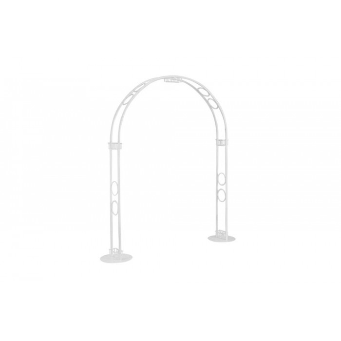 Arco bianco di ferro 61,00€
