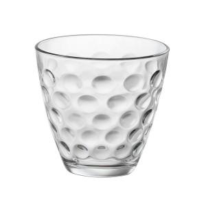 Bicchiere acqua satinato 0,43€