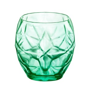Bicchiere acqua verde 0,61€