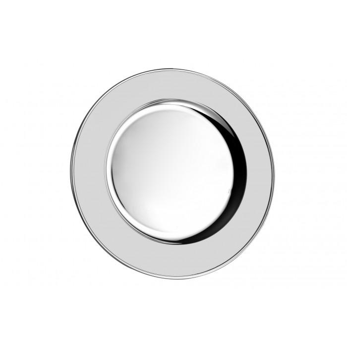 Sottopiatto argento D-33 13,42€