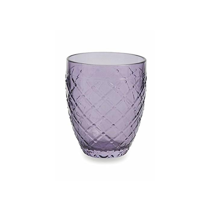 Bicchiere acqua viola 1,16€