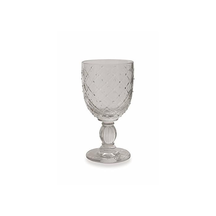Calice barocco trasparente 1,10€