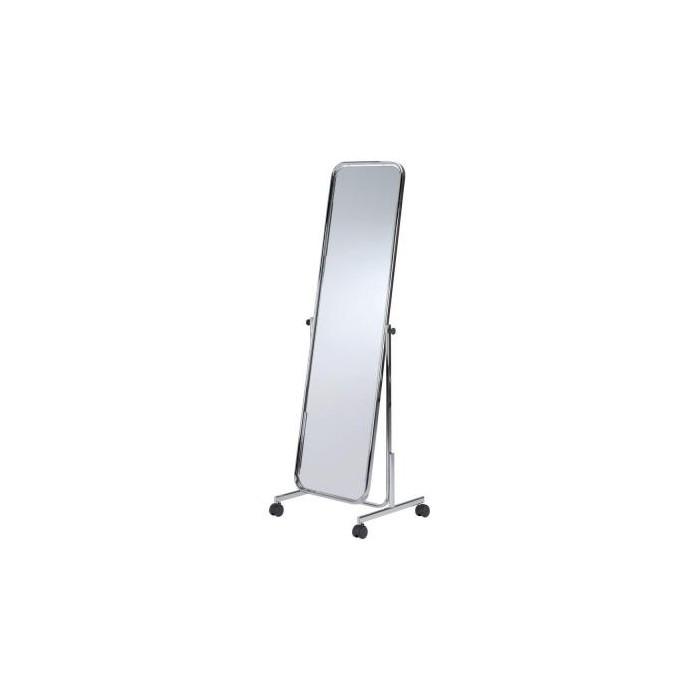 Specchio girevole con rotelle 48,80€