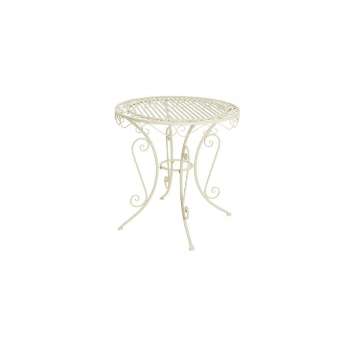 Tavolino da giardino in ferro battuto 17,08€
