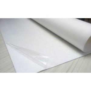 Tappeto bianco con pellicola 97,60€
