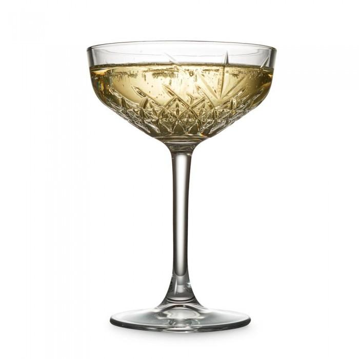 Coppa champagne vintage in cristallo 1,50€