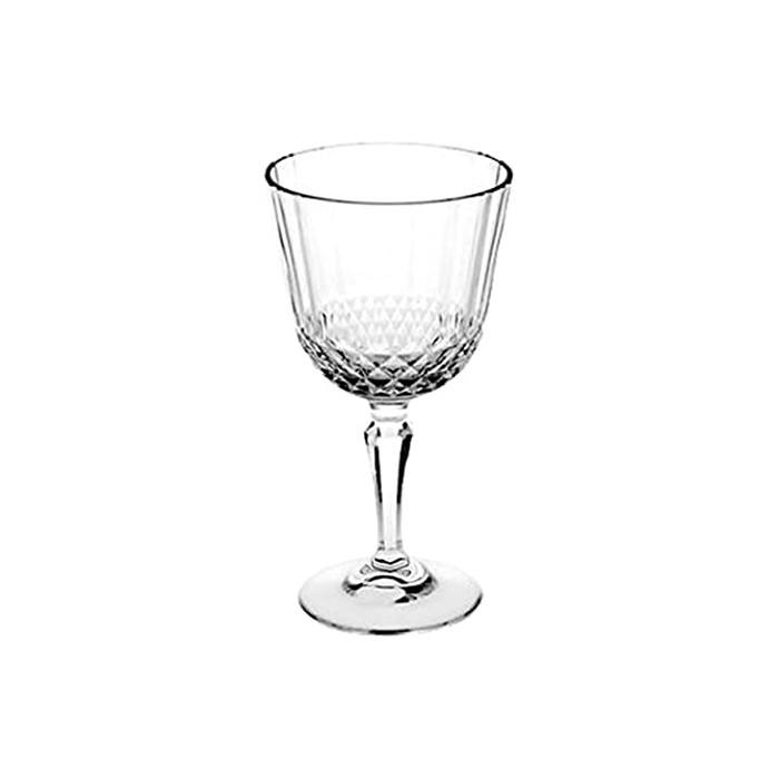 Calice vino rosso in cristallo linea impero cl31 1,10€