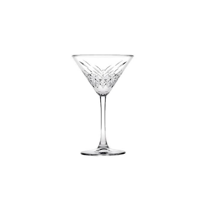 Coppa calice martini in vetro temperato cl23 1,16€