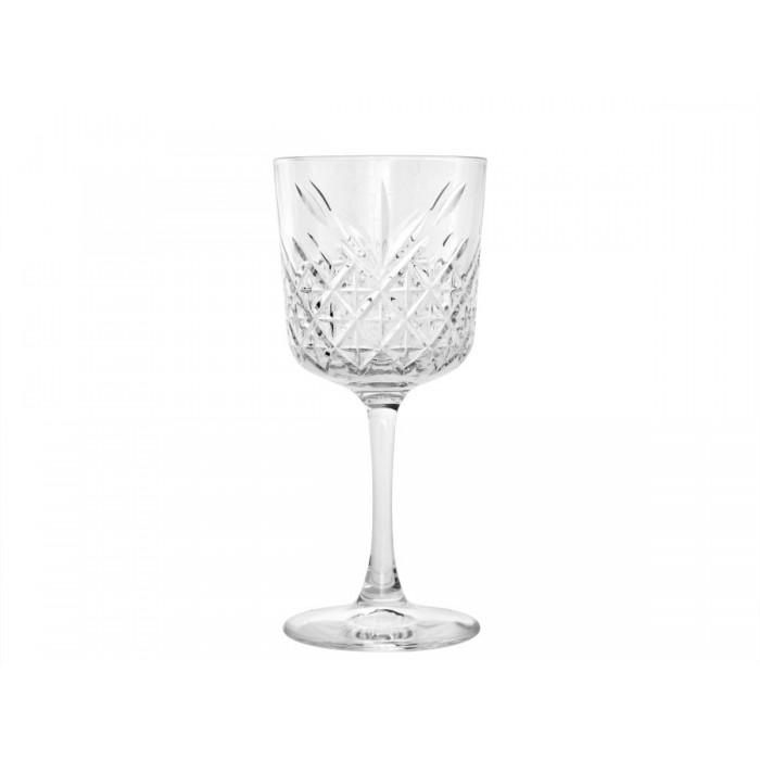 Calice vino in vetro linea provenzale cl33 1,10€