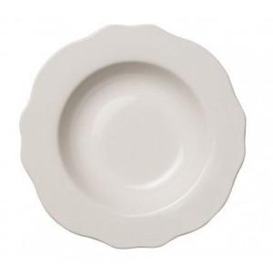 Piatto piano da portata linea teo porcellana d-27 1,95€