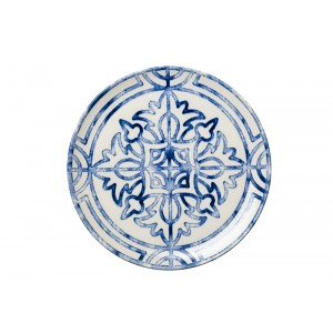 Piattino pane linea sevilla in porcellana decorato a mano d-16 2,44 €